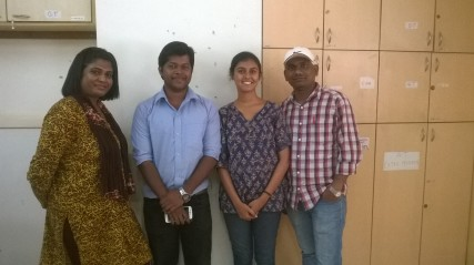 The story was written by Aurene, Sadashiv, Christine and Sumedh. They are social workers who are part of Ummeed's Community Mental Health Training Programme.