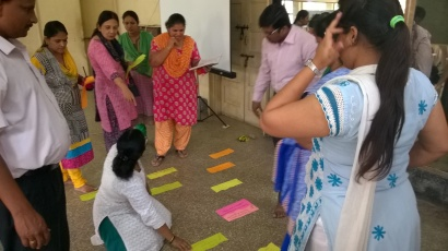 mapping their journey through the training and the road ahead.....