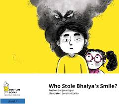 who stole bhaiya's smile?